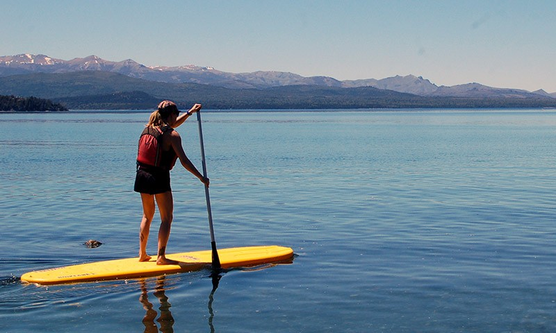 Kayak + Stand Up Paddle
